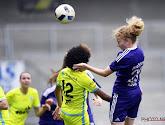 Charlotte Tison: la tête et les jambes à Anderlecht
