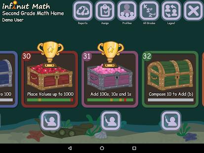 infinut Math 2nd Grade – Apps bei Google Play