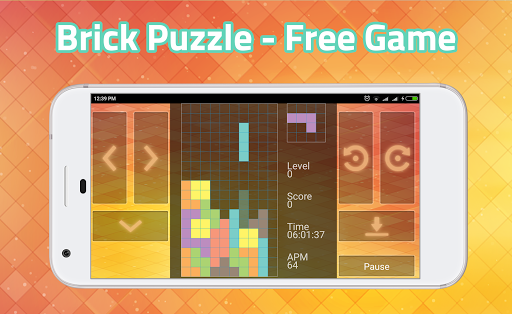 Brick Puzzle Classic Game 2.4.6 screenshots 5