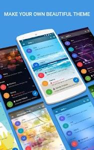 SMS+ (with Lock, Emoji, Spam) v1.33