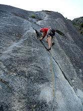 Photo: Climbing Nutcracker