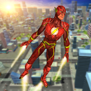 Super Flash Speed Hero: Grand City Survival Battle