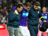 Mauvaise nouvelle pour Jorn Vancamp (ex-Anderlecht), lourdement blessé