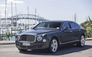Bentley Mulsanne Rent Auckland