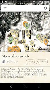 Stones Of Barenziah Map : stones, barenziah, MapGenie:, Skyrim, Download