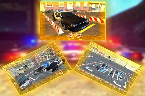 New City Police Car Parking Challenge : NYPD Sim - náhled