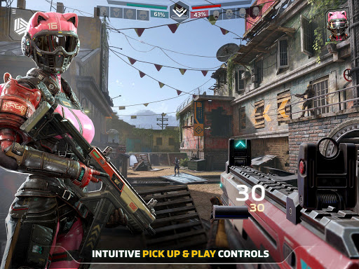 Modern Combat Versus: New Online Multiplayer FPS  screenshots 17