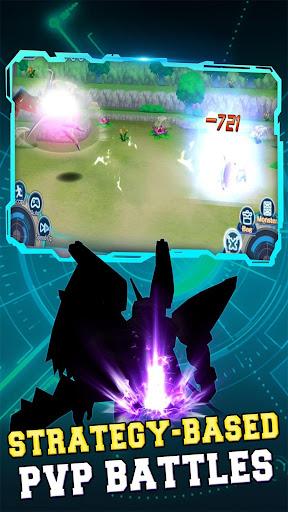 Tamer Duel Screenshot