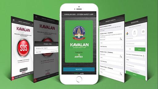 Kavalan - SOS Apk apps 1