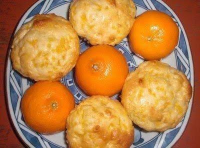 Tangerine Muffins Recipe