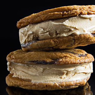 Iced Tea Ice Cream Sandwiches.