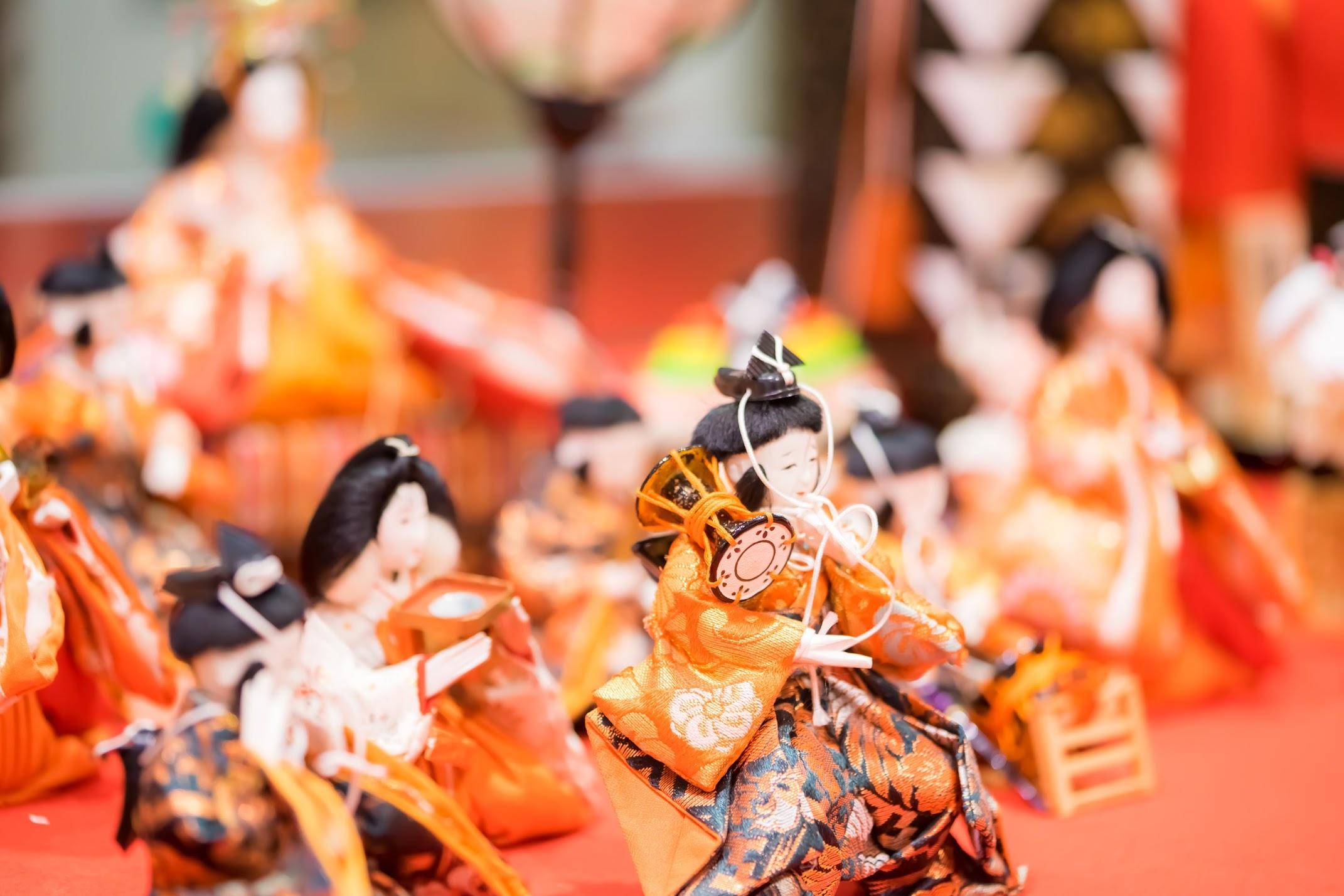 日光郷土センター ひな祭り2