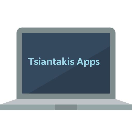 Tsiantakis Apps avatar image