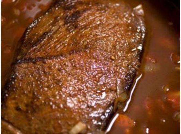Dutch Oven Chuck Pot Roast Recipe