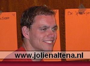 Photo: Joas, nu ook mijn trainer bij Fame-SVOD