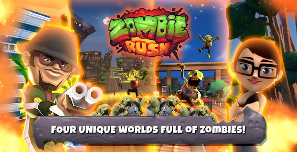 Zombie Rush mod apk