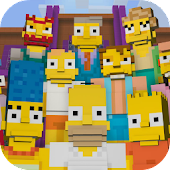 Map Simpson for MCPE