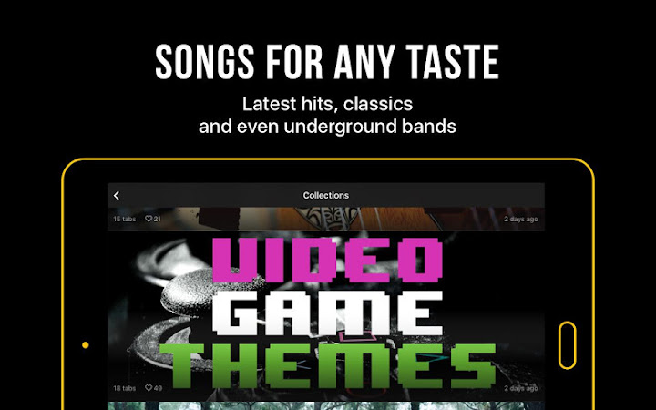 Ultimate Guitar: Chords & Tabs on Google Play Reviews | Stats