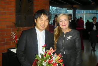 Photo: Z pianistą i kompozytoremTakashi Matsunaga