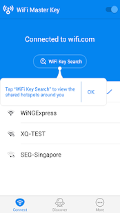 WiFi Master Key - by wifi.com- screenshot thumbnail