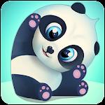 Pu - Cute giant panda bear, baby pet care game 1.18