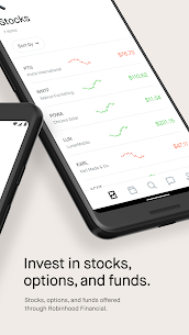 Robinhood – Investment & Trading, Commission-free 2