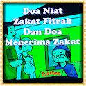 Doa Niat Zakat Fitrah Dan Doa Menerima Zakat icon