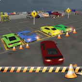 Sports Car Parking Challange - Driver Simulator 17