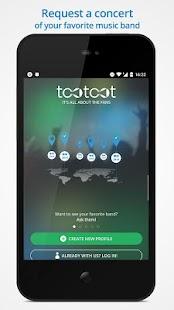 Tootoot - náhled