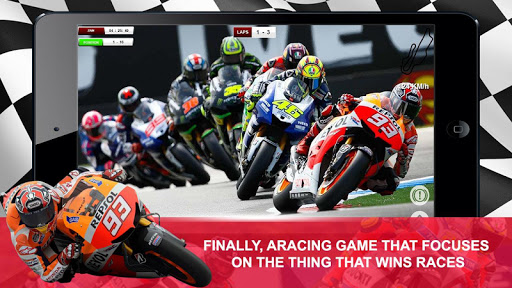 MotoGP Racer World Championship 1.0.6 screenshots 7