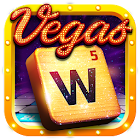 Vegas Words – Downtown Slots & Word Puzzle icon
