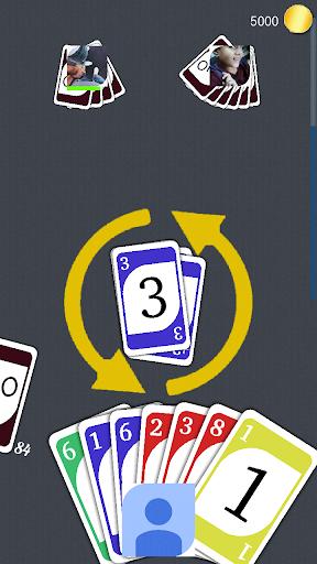 One online (Crazy Eights)  screenshots 2