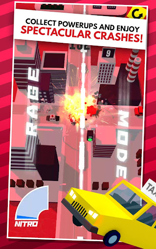 Traffic Rush 3D - screenshot