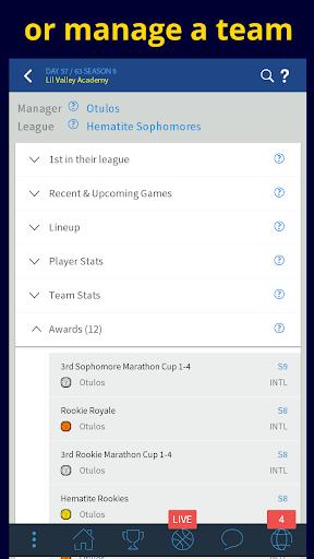 CyberDunk 2 Basketball Manager 2.5.4 de.gamequotes.net 2