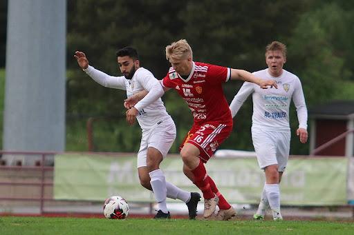 Jussi Aallon mielestä Pori ei olekkaan niin kamala paikka ja päätti jatkaa. Kuva: Urheilusuomi.com