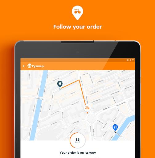 Pyszne.pl u2013 order food online screenshots 16