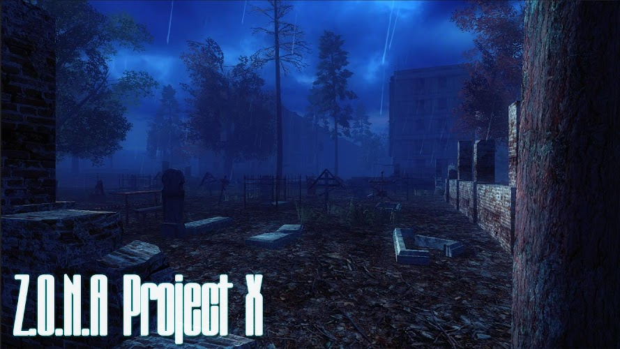 Z.O.N.A Project X v1.01.01 Mod APK - screenshot
