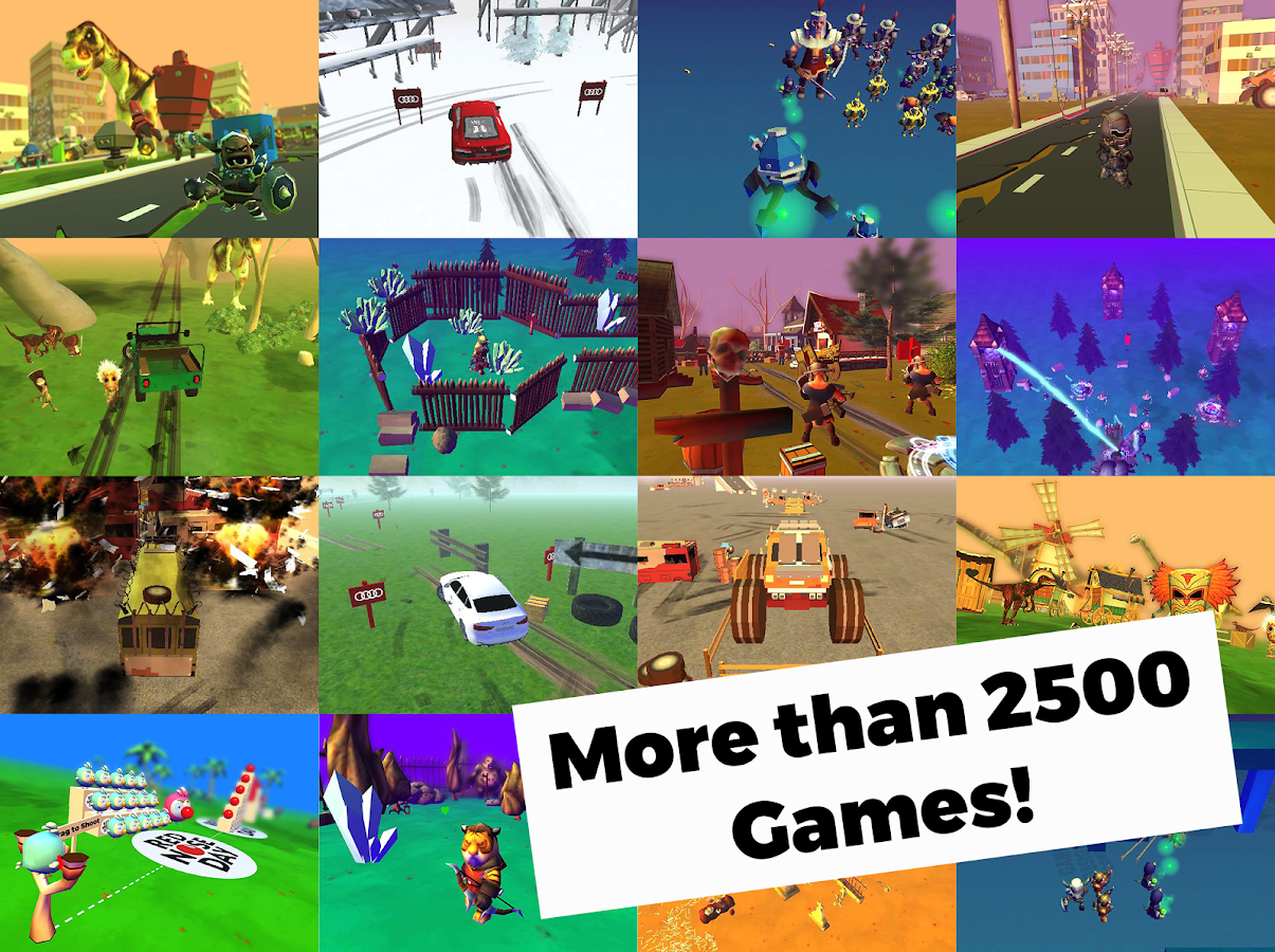 Struckd 3d Game Creator Android Apps On Google Play