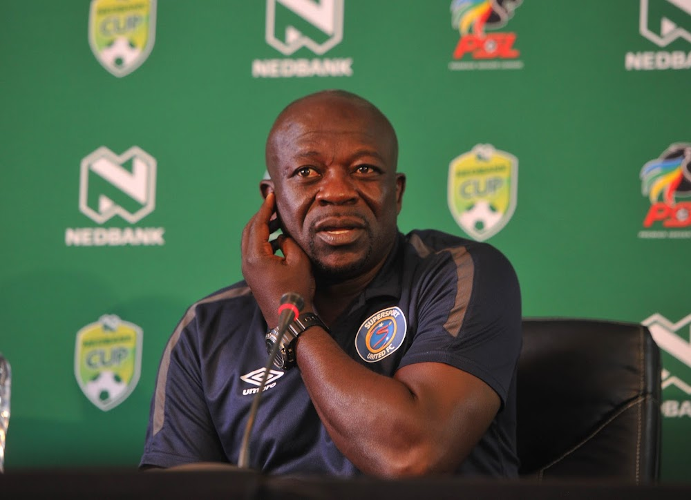 SuperSport coach Tembo in hunt for Furman's replacement and a striker
