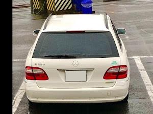 Eクラス ステーションワゴン W211のカスタム事例画像 とよでぃーさんの2020年11月04日21:29の投稿