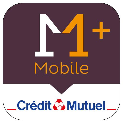 Monetico Mobile + Crédit Mutuel Icon