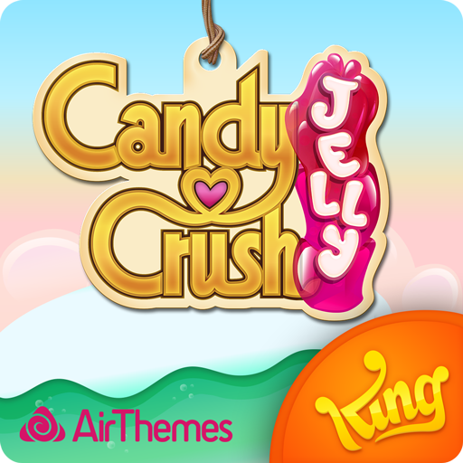 Candy Crush Jelly Theme (app)