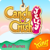 Candy Crush Jelly Theme