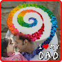Happy father day photo frame APK icon