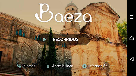 Baeza- screenshot thumbnail