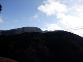 鈴ヶ岳と右に御池岳