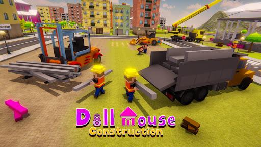 Doll House Design & Decoration: Girls Dream House 1.0.1 screenshots 2