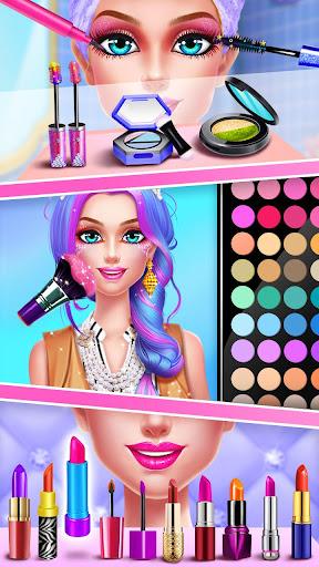 Top Model Makeup Salon  screenshots 1