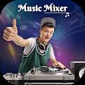 DJ Music Mixer Player - Virtual DJ Mixer App icon