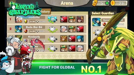 Legend Guardians: Epic Heroes Fighting Action RPG 5